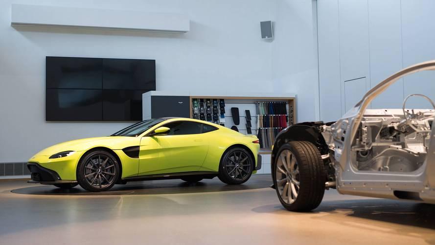 2018 Aston Martin Vantage Makes Video Debut