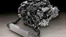 New Mercedes 250 CDI engine