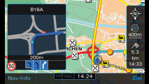 Nuovo navigatore Audi Plus per A3, TT e R8