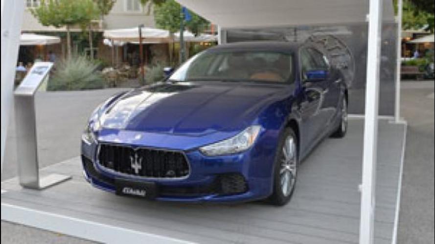 Maserati, mix di VIP per il Centennial Tour