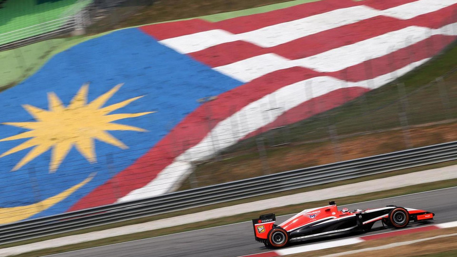 Engine noise could affect Sepang contract talks