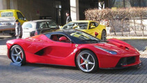 First production LaFerrari