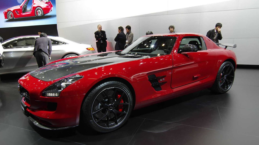 2014 Mercedes-Benz SLS AMG GT Final Edition unleashed at Los Angeles Auto Show