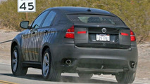 BMW X6 Shows Front and Rear End Design