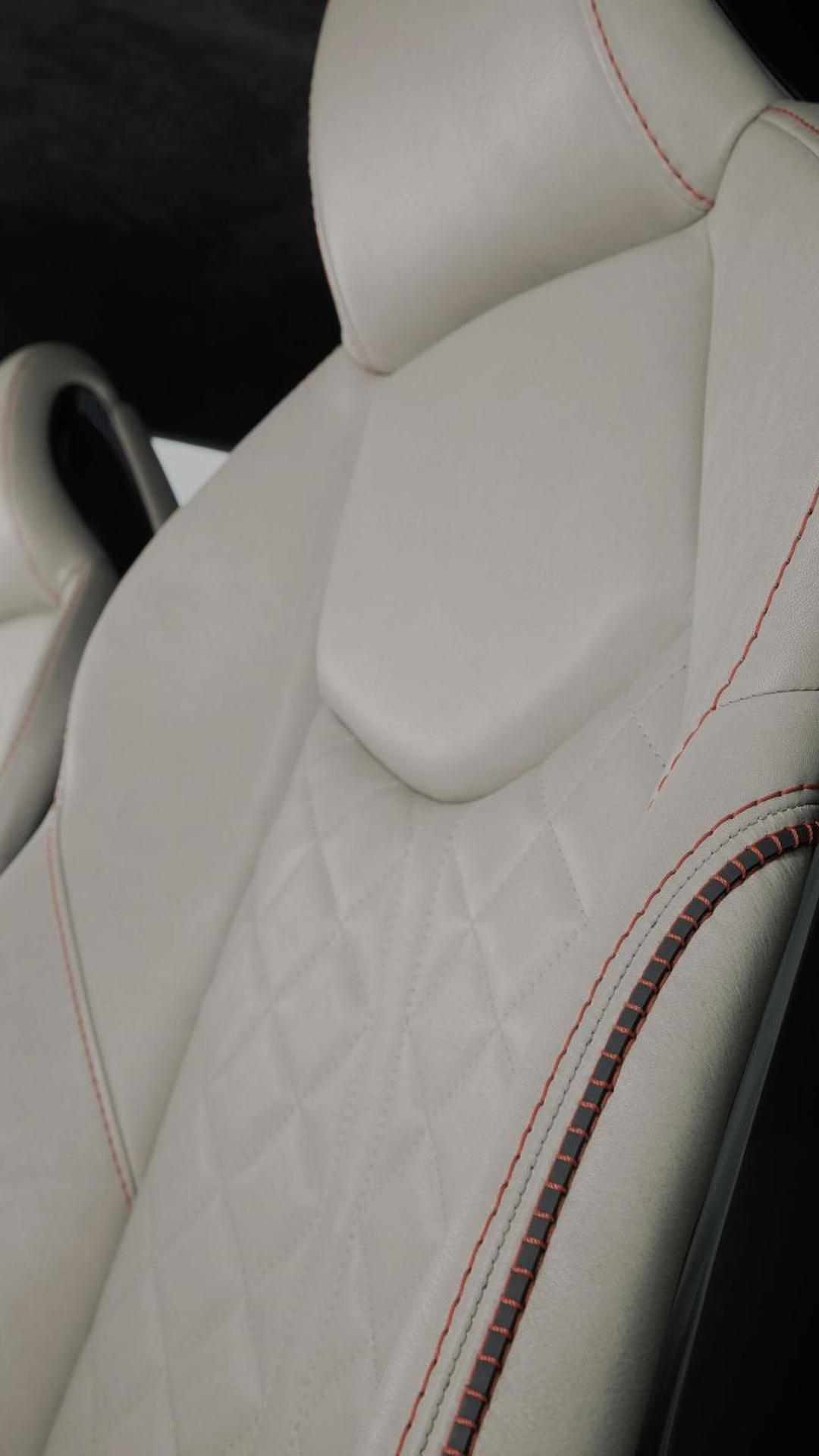 Кожаная отделка сидений Audi TT Sportback