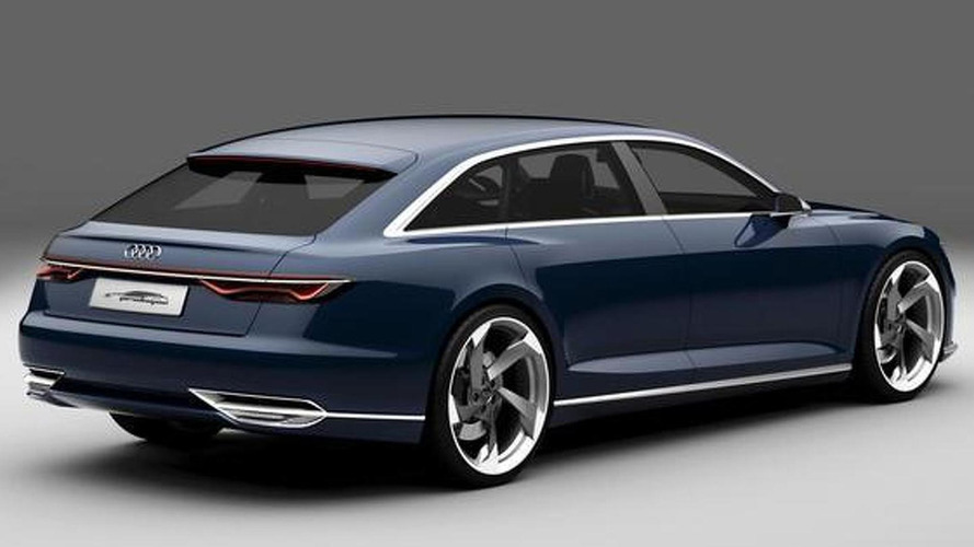 Prologue Avant concept shows the future of Audi estates in Geneva