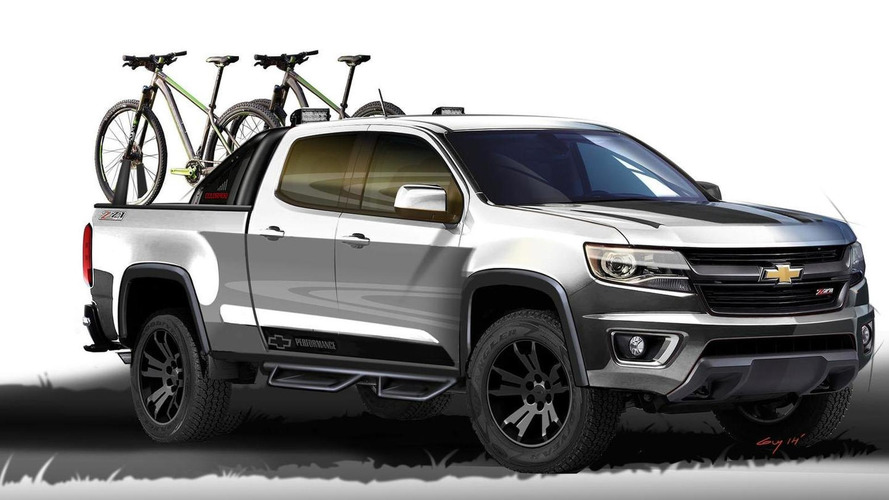 Chevrolet Colorado Sport concept announced