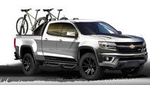 Chevrolet Colorado Sport concept announced
