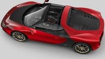 Pininfarina Sergio production version (not confirmed)