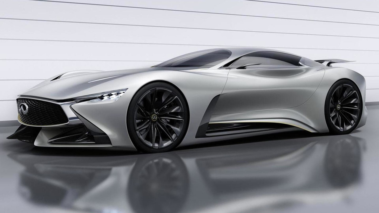 Infiniti infiniti concept car : 6 Head-Turning Infiniti Concept Cars That Preceded Prototype 9