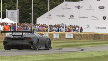 Aston Martin Vulcan live at Goodwood