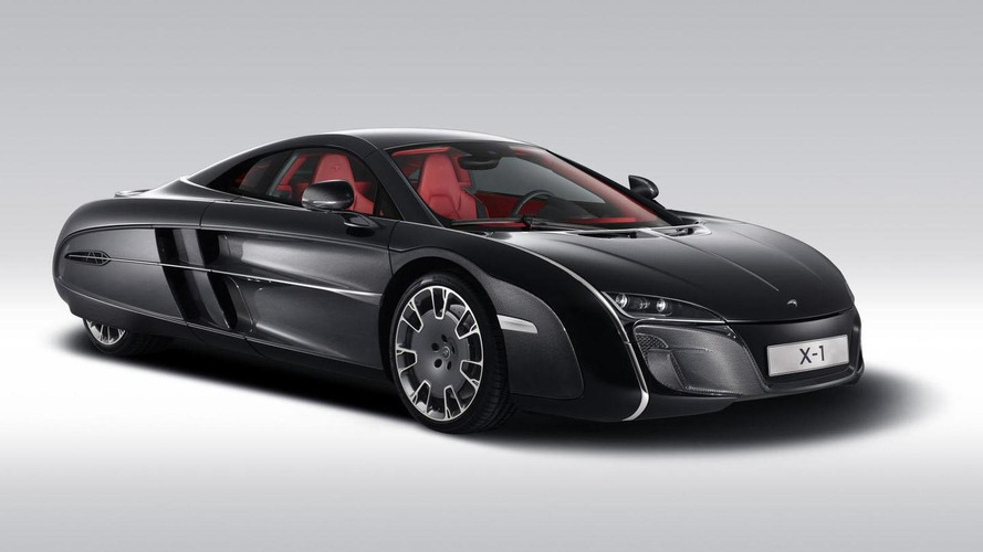 McLaren plans to replace windscreen wipers with jet fighter-derived technology