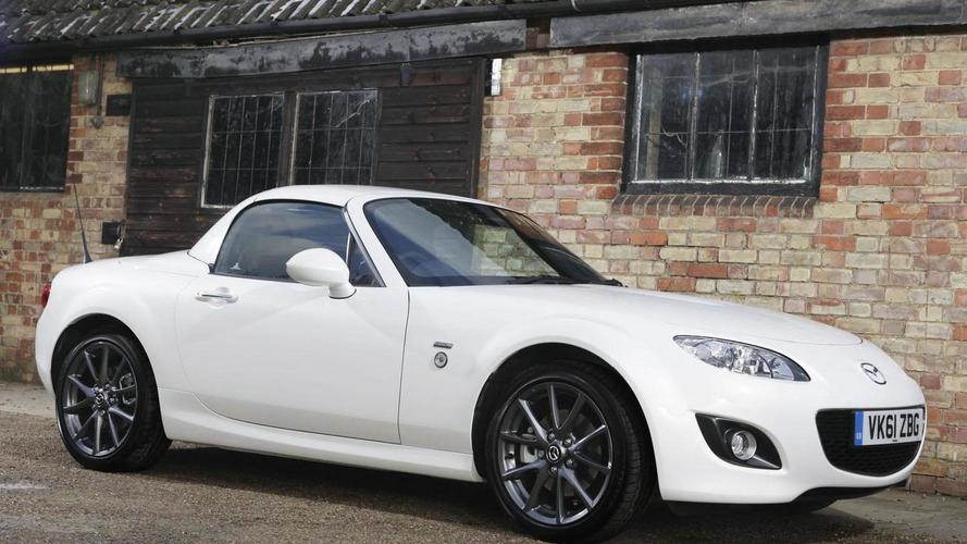 Mazda MX-5 Venture Edition announced (UK)
