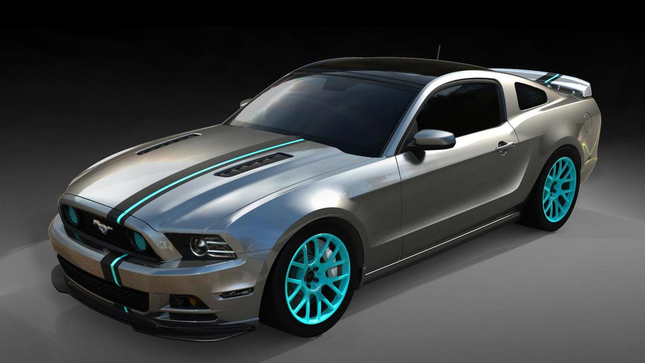 Ford Mustang Chromatic concept 24.5.2012