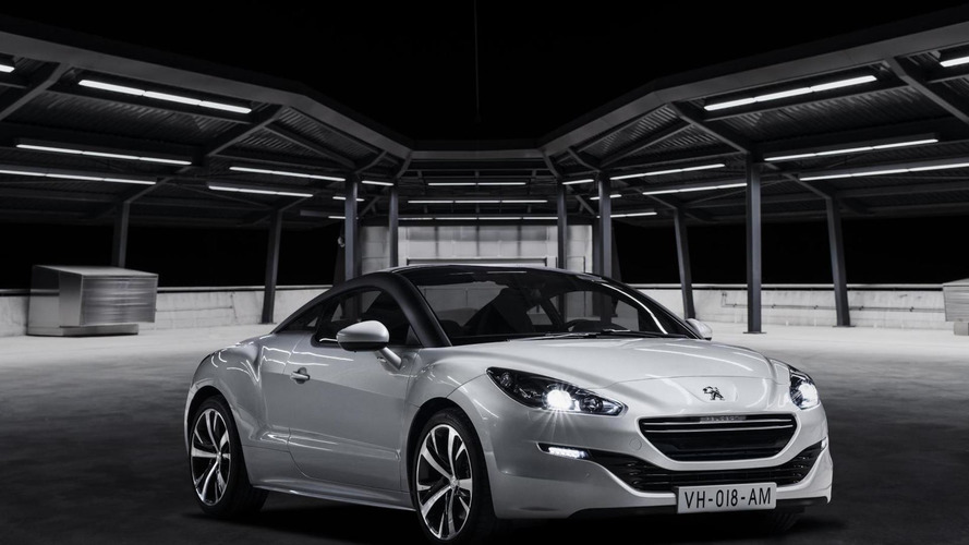 2013 Peugeot RCZ priced from 21,595 GBP (UK)
