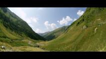 Romania, Autostrada di Transfagarasan