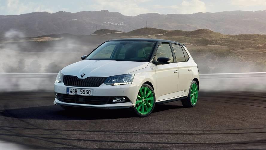 Skoda Celebrates Rally Success With Sporty Fabia Special Edition