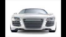Audi R8: Kohle-Heizer