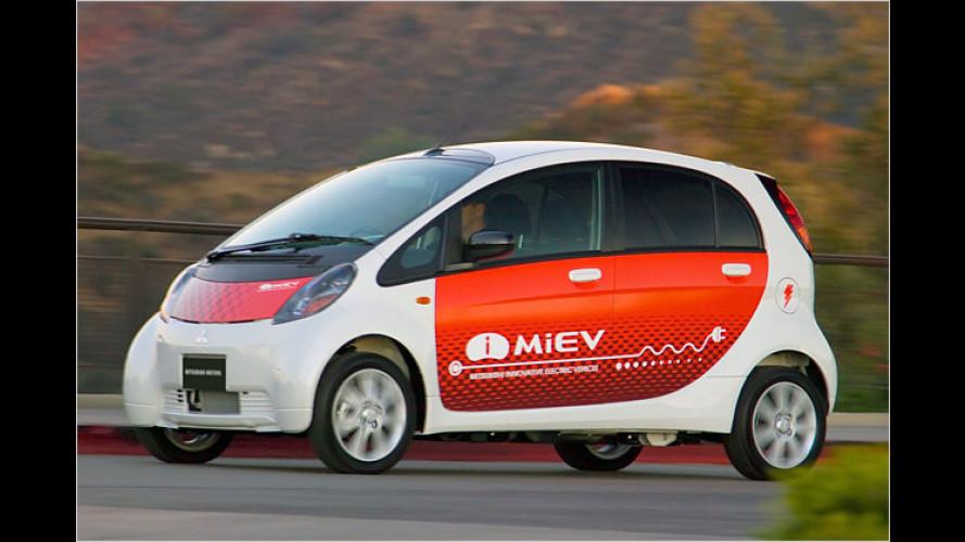 i-MiEV: Grünes Licht für Mitsubishis Elektroauto