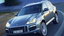 Porsche Cayenne Facelift