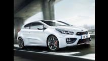 Vazou: Kia pro_cee'd GT 2013 aparece em primeiras imagens oficiais antes da hora