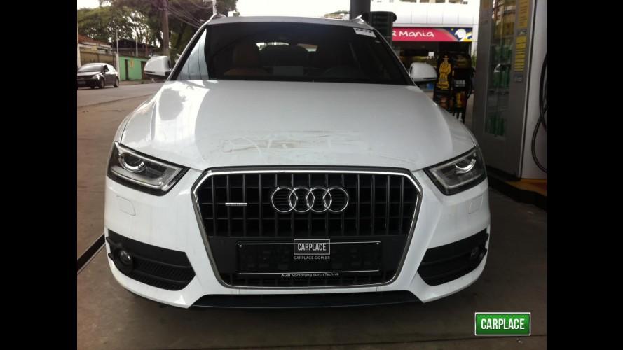 Audi inicia pré-venda do novo SUV Q3 em fevereiro