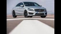 VÍDEOS: Detalhes do novo Mercedes CLA