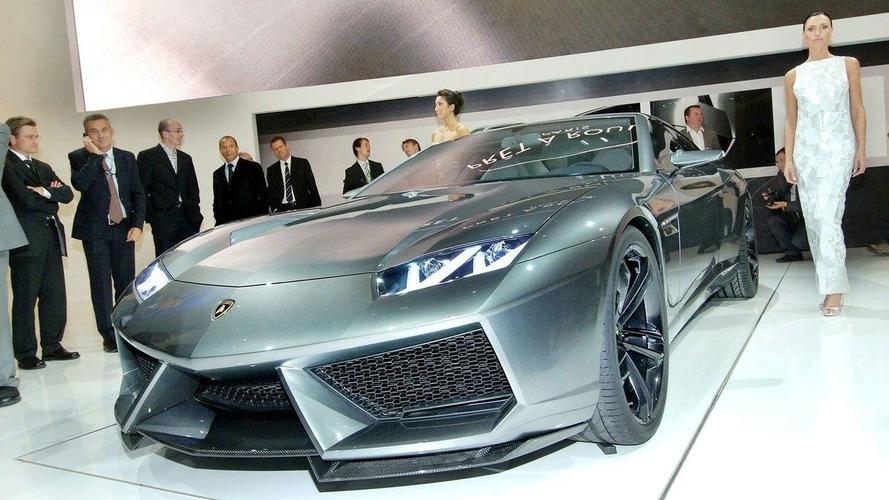 L'idée d'une Lamborghini berline refait surface