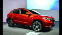 Honda HR-V é revelado ao público em Paris; logo em seguida vem ao Brasil