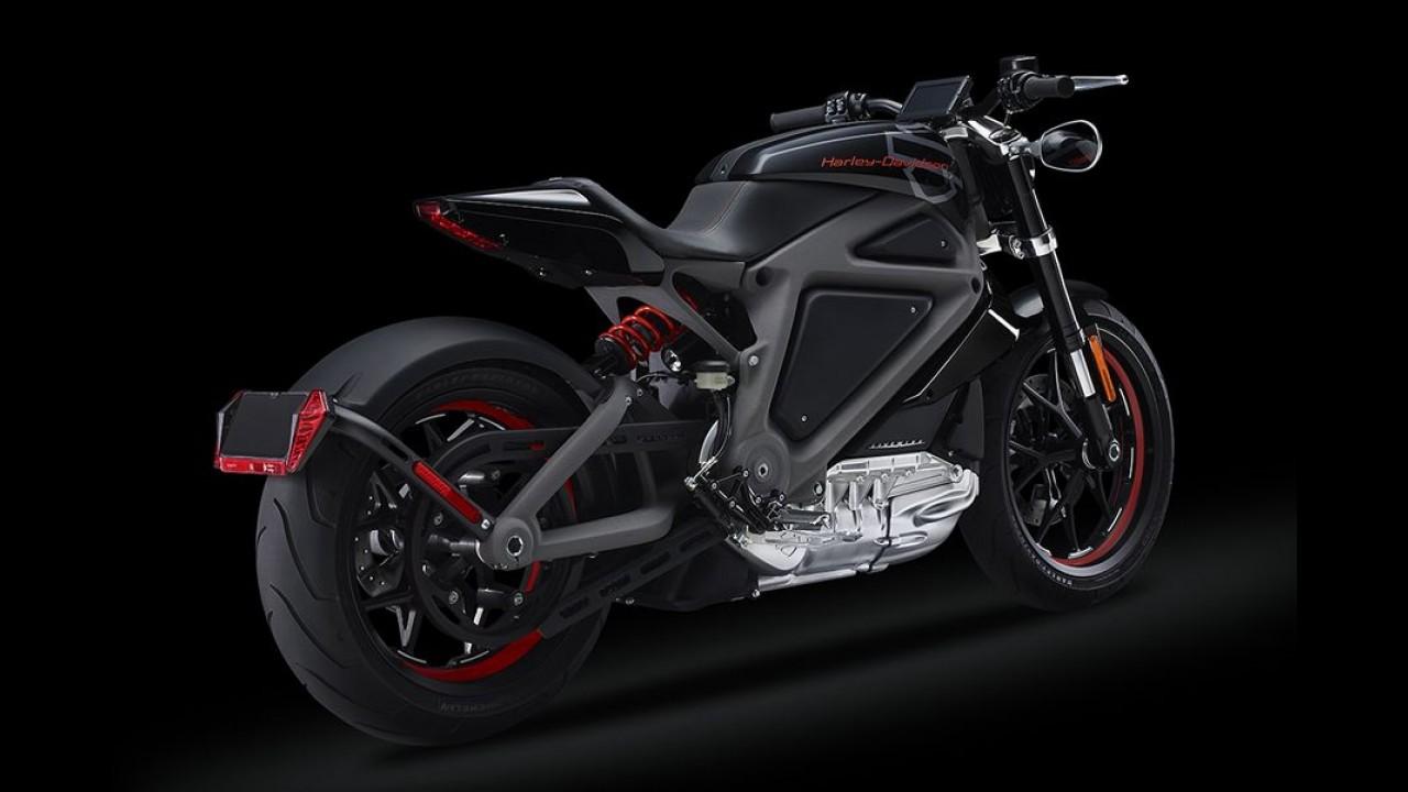 Harley-Davidson promove sua 1ª moto elétrica com clientes na América Latina