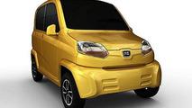 Bajaj Auto RE60 - 02.1.2012