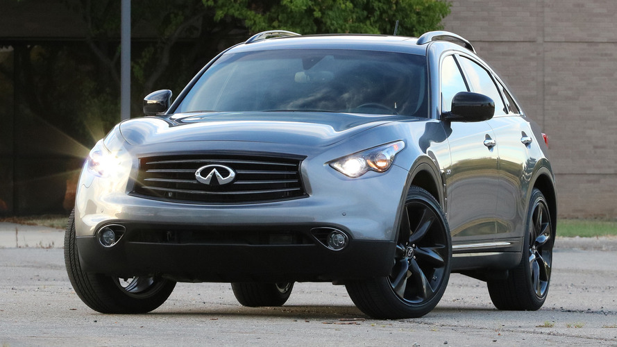 Infiniti QX70 Officially Axed, But Might Come Back Eventually