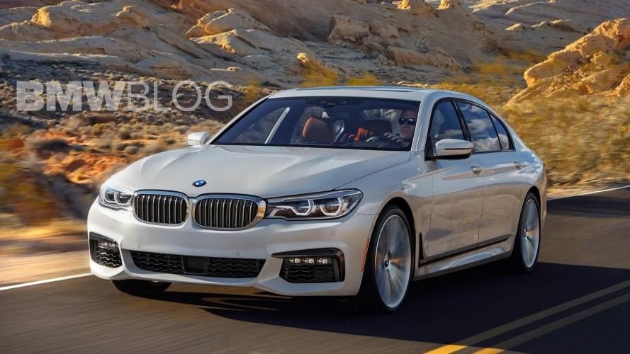 2017 BMW 5 Serisi Detroit'te tanıtılacak