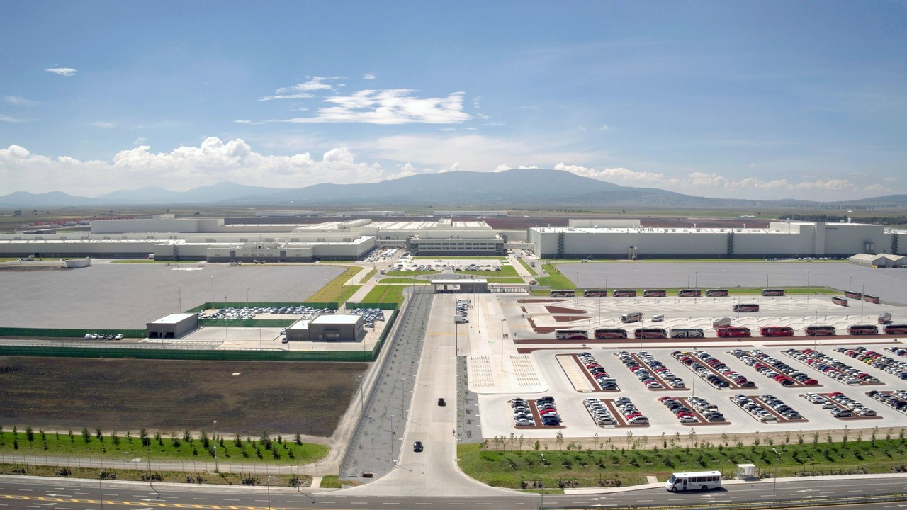 2016 New Audi Plant in Mexico