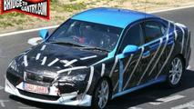 Lexus IS Facelift Spy Photo?