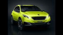 Peugeot 2008 Concept, le prime immagini