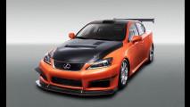 Lexus IS F Club Circuit Sports Racer