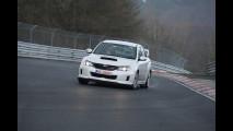 Subaru Impreza WRX STi berlina: 7' 55