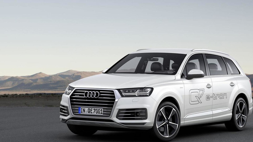 Audi announces all-electric SUV is coming