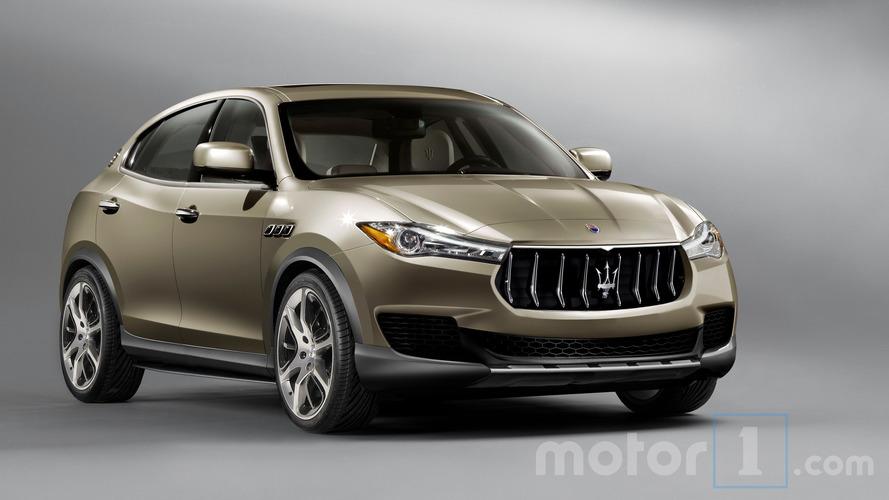 2018 Maserati Kubang leaked [update]