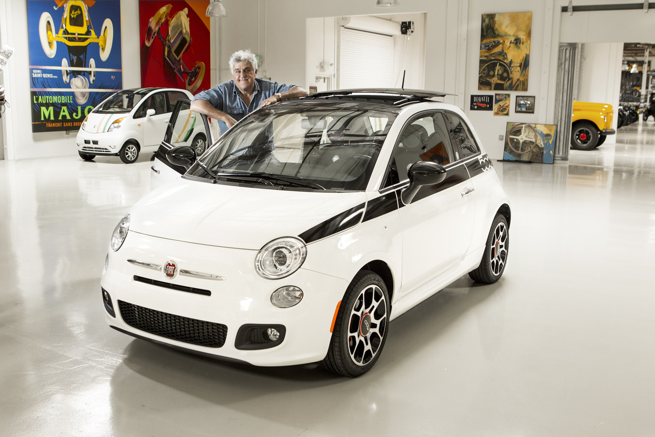 Sold Ride: Leno and Clooney Auction Off Cars for Charity