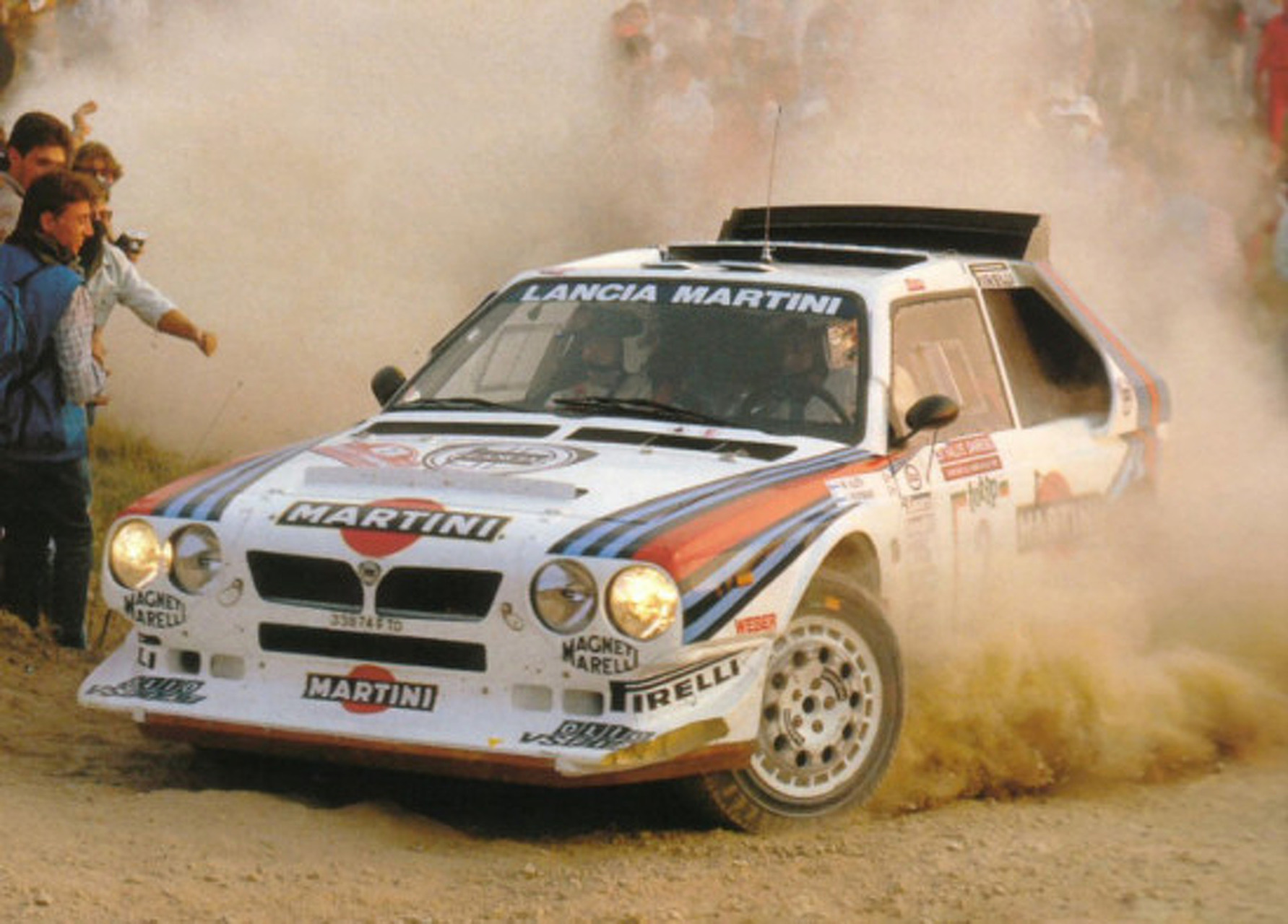 Group B Rally: The Wild, Deadly Era of Racing