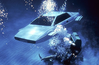 James Bond's Classic Lotus Submarine Headed for Auction [w/video]