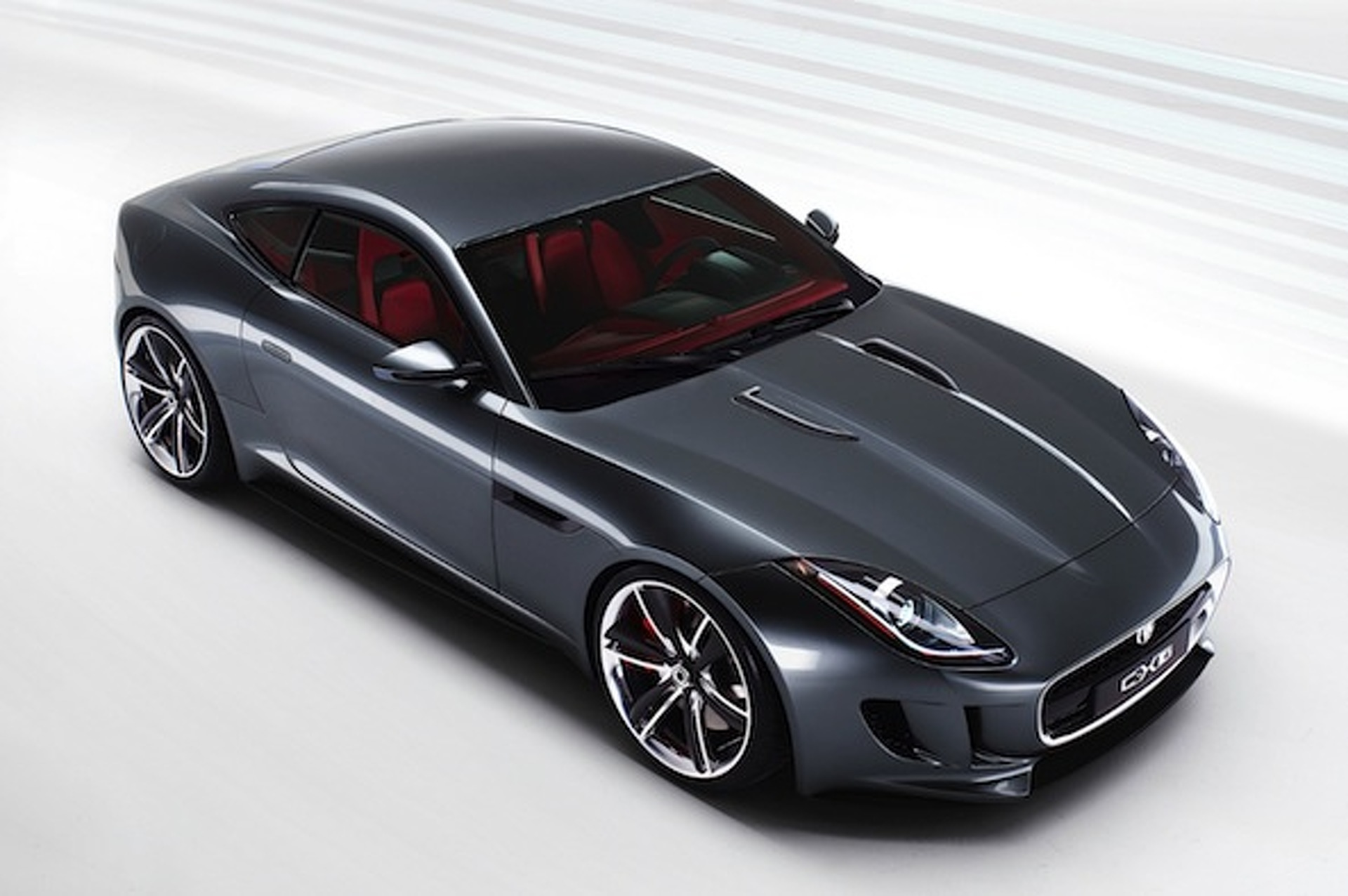 Jaguar F-Type Coupe Promises to be Lighter, More Precise