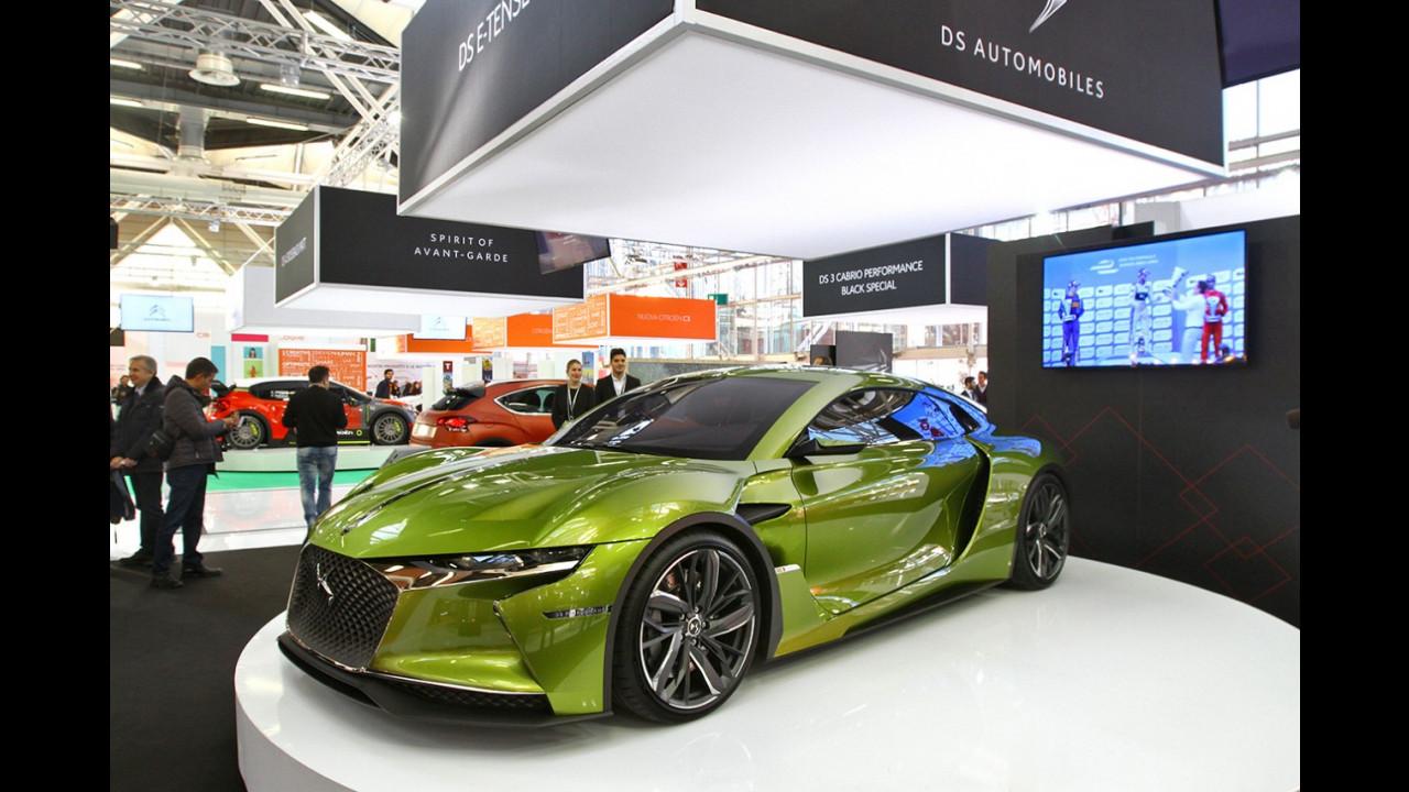 Citroen al Motor Show di Bologna 2016