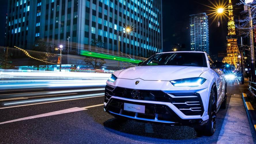 Lamborghini - Le quatrième modèle n'est pas une priorité