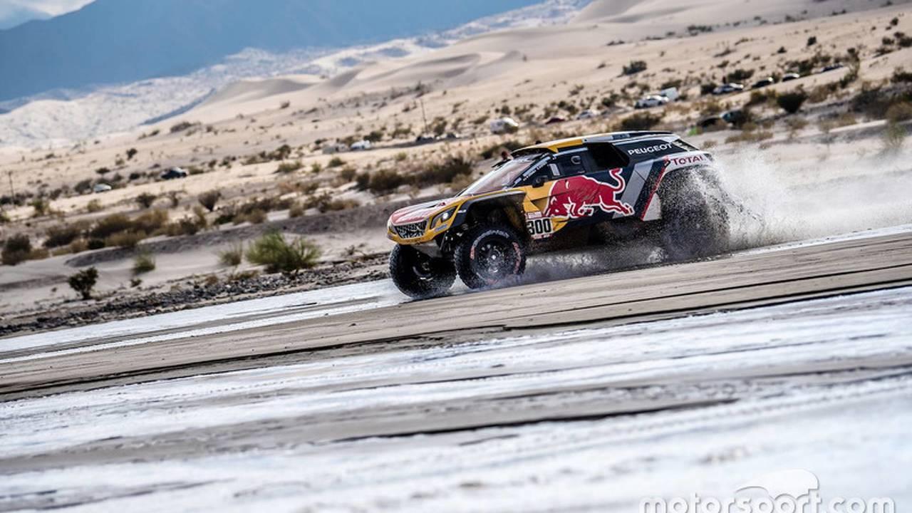 Dakar 2018: etapa 12, victoria de Al Attiyah
