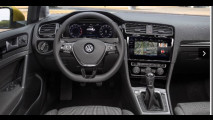Volkswagen Golf restyling, le foto sfuggite 003