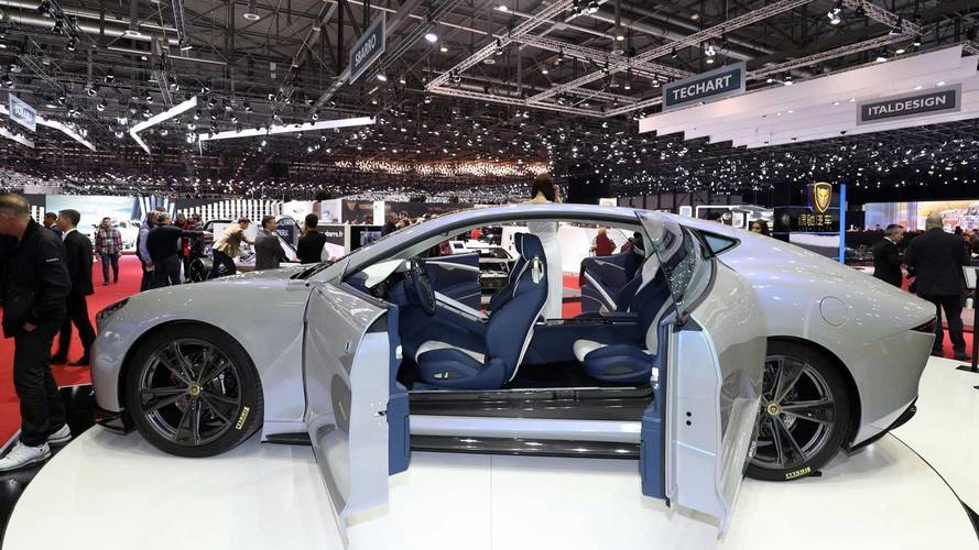 Meet Venere – The 1,000 HP All-Electric Limousine