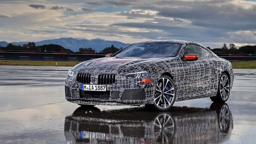 BMW Série 8 - Teaser